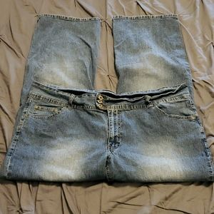 Vintage Angels Stretch Boot Cut Denim Jeans 26w